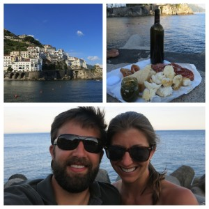 Date night in Amalfi.