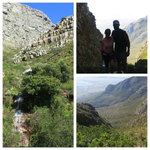 Table Mountain's Platteklip Gorge climb