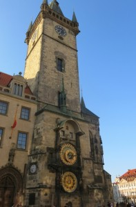 Astrological Clock in Old Town Square