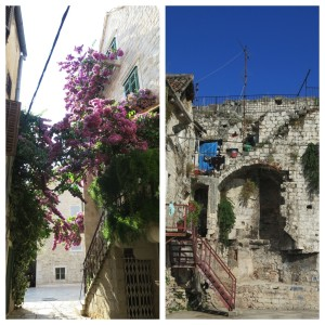 A walk through Diocletian's Palace