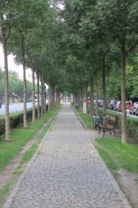 A stroll down the Andrassy