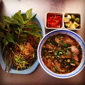 And some more pho, just for good measure.