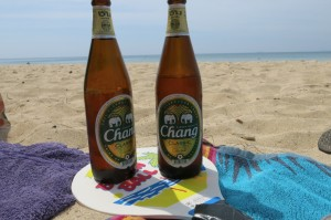 Changs on beach copy