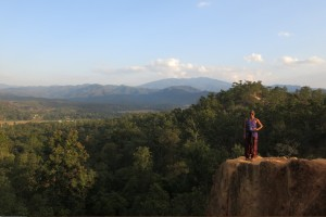 Views from Pai Canyon.