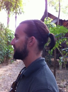 Before you go, grow a ponytail. Because it just makes everything cooler. You know I'm right.
