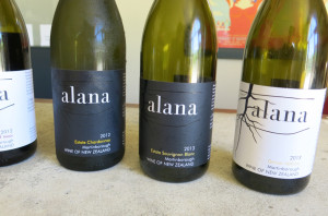 Stop number one: Alana Estate.