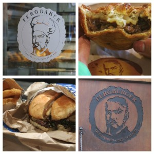 Must visits: Fergburger and Fergbaker (and don't feel guilty about doing it back-to-back. we didn't).