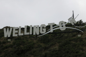 Wellington hill sign copy