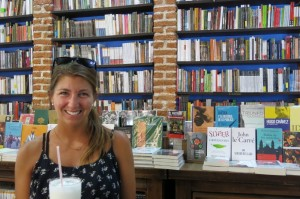 Limonada con coco at Abaco Libros