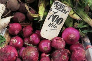 For those of you who no habla español... cebolla is spanish for onion.