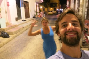 Post-cuba libre walk home. Enough said.